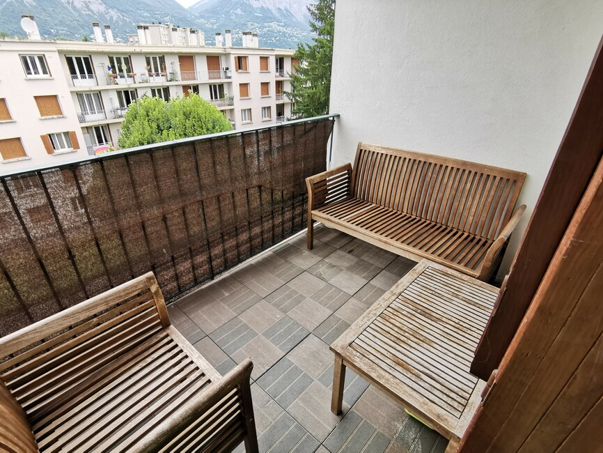 Vente Appartement 3 pièces 61m² Saint-Martin-d'Hères (38400) - photo