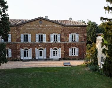 Vente Maison 20 pièces 1 380m² Ars-sur-Formans (01480) - photo