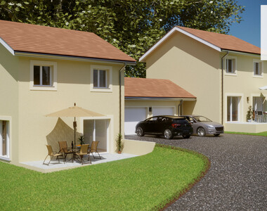 Vente Maison 4 pièces 89m² Montferrat (38620) - photo