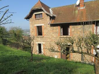 Vente Maison 5 pièces 120m² Bourg-de-Thizy (69240) - photo 2