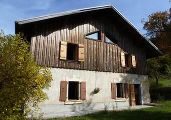 Vente Maison / Chalet / Ferme 4 pièces 128m² Habère-Poche (74420) - photo