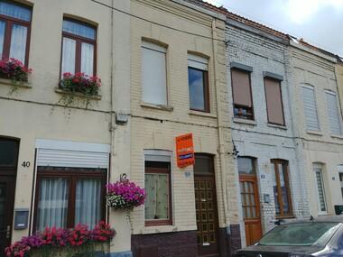 Vente Maison 3 pièces 53m² Merville (59660) - photo