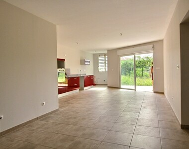 Location Appartement 4 pièces 973m² Remire-Montjoly (97354) - photo