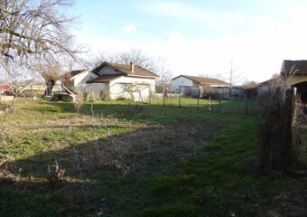Vente Terrain 583m² Beaurepaire (38270) - photo