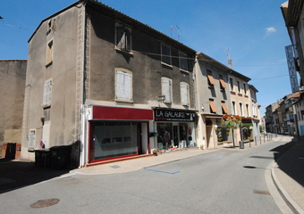 Vente Local commercial 139m² Saint-Vallier (26240) - photo