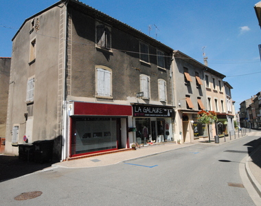 Sale Commercial premises 139m² Saint-Vallier (26240) - photo