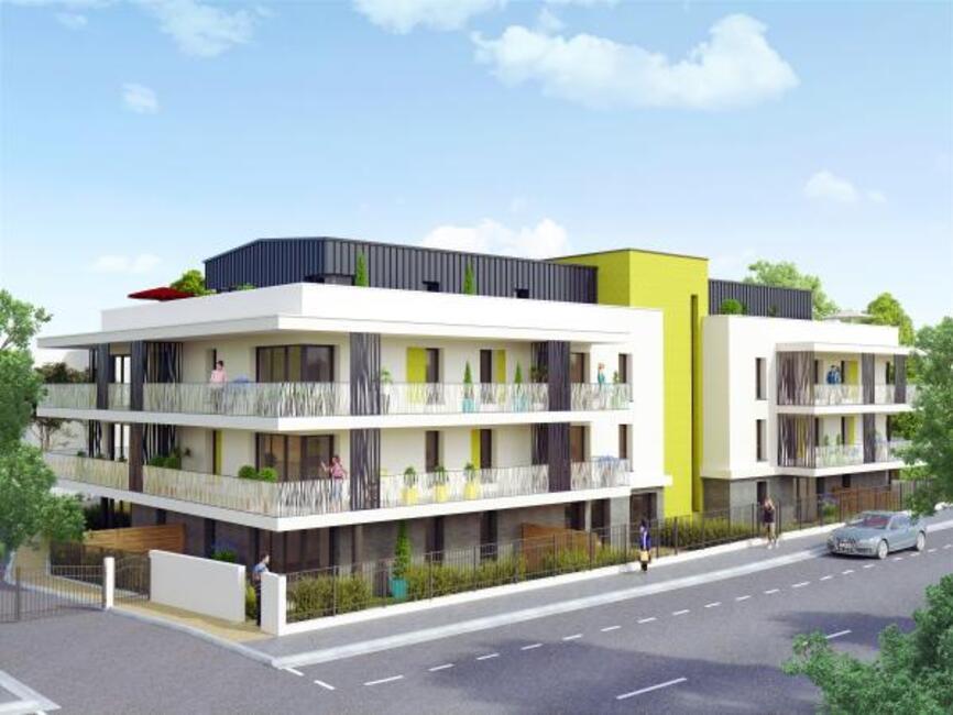 vente appartement 4 pi ces thonon les bains 74200 246330. Black Bedroom Furniture Sets. Home Design Ideas