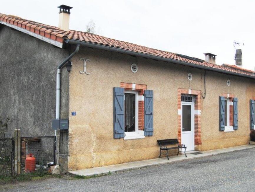 Vente Maison 4 pièces 140m² Rieumes (31370) - photo
