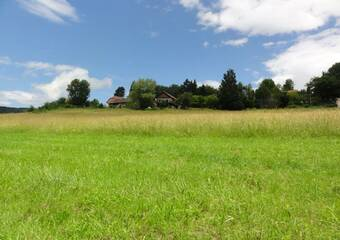Vente Terrain 1 000m² Saint-Martin-d'Uriage (38410) - photo