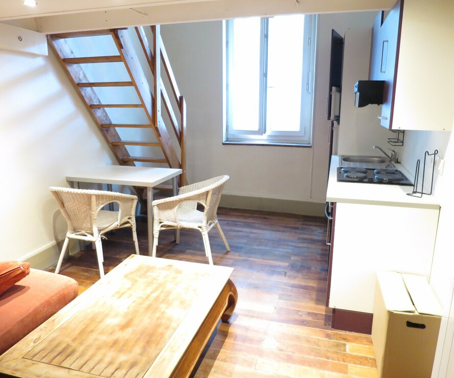 Location appartement 2 pi ces grenoble 38000 283271 for Meuble st bruno
