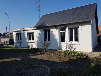 Vente Maison 3 pièces 66m² Dives-sur-Mer (14160) - Photo 1