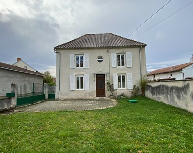 Vente Maison 4 pièces 110m² Saint-Sylvestre-Pragoulin (63310) - photo