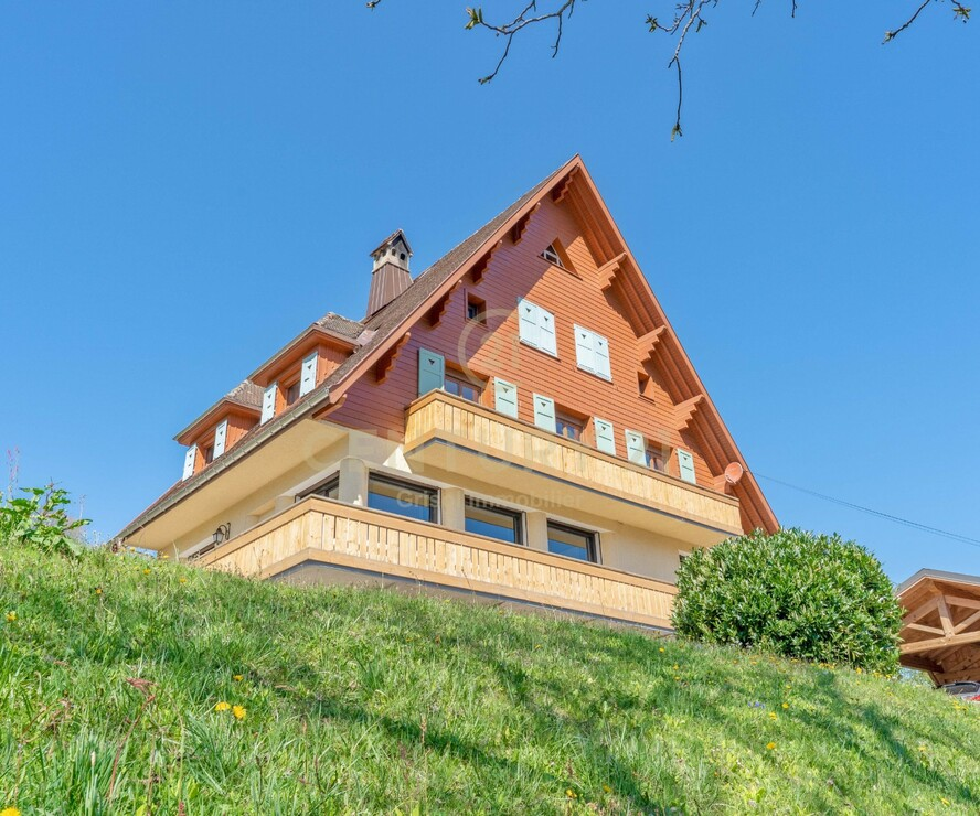 Vente Maison / chalet 9 pièces 400m² Saint-Gervais-les-Bains (74170) - photo