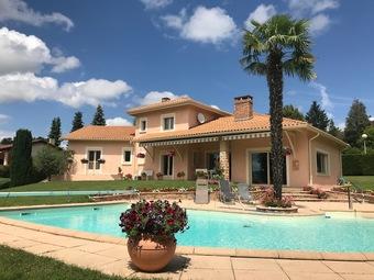 Vente Maison 7 pièces 168m² Jassans-Riottier (01480) - Photo 1