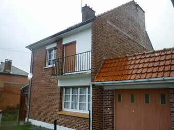 Vente Maison 8 pièces 112m² Frévin-Capelle (62690) - Photo 1