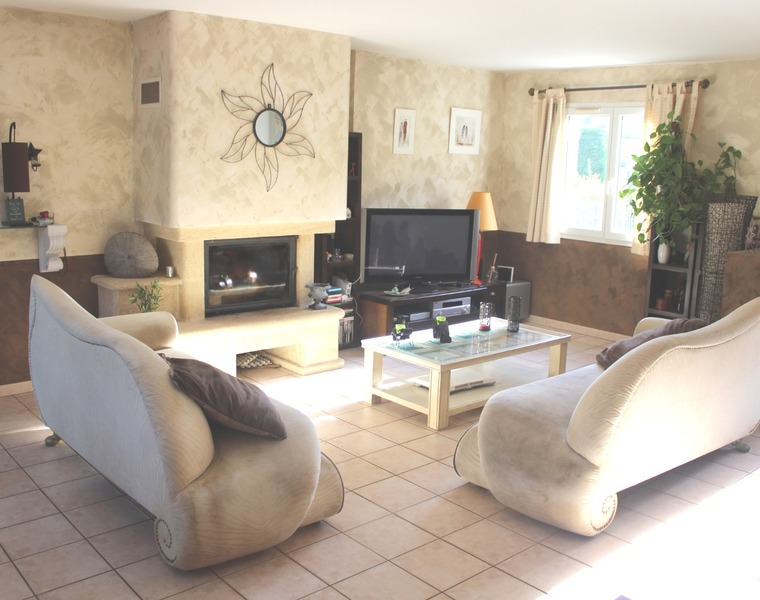 Vente Maison 6 pièces 140m² Saint-Just-Chaleyssin (38540) - photo