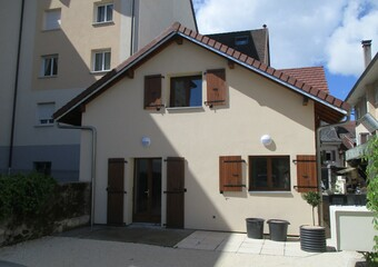 Location Maison 3 pièces 66m² Rumilly (74150) - photo