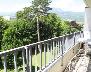 Sale Apartment 4 rooms 93m² Grenoble (38100) - photo
