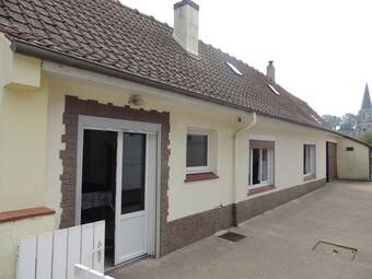 Vente Maison 3 pièces 52m² Étaples (62630) - photo