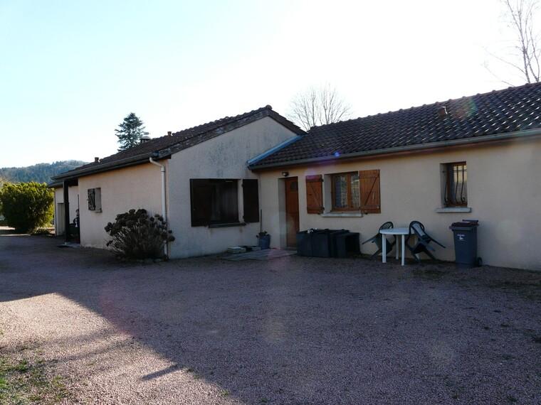 Vente Maison 148m² Entre CHARLIEU et COURS - photo