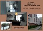 Vente Appartement 3 pièces 57m² Saint-Fons (69190) - Photo 1