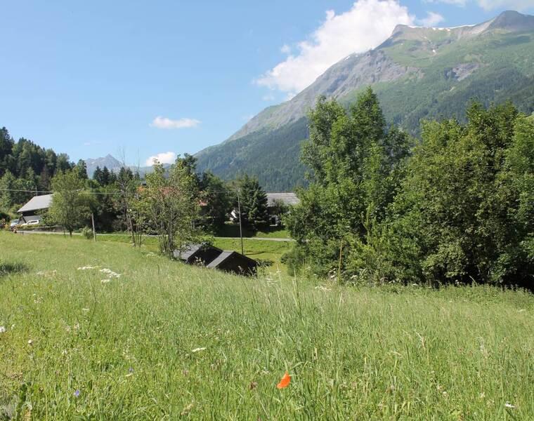 Vente Terrain 948m² Saint-Gervais-les-Bains (74170) - photo