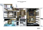 Vente Appartement 4 pièces 79m² Saint-Pierre-en-Faucigny (74800) - Photo 8