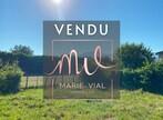 Vente Terrain 400m² Saint-Cassien (38500) - Photo 1