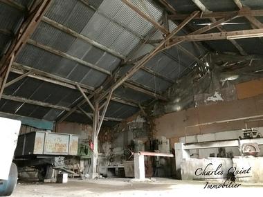 Vente Immeuble 1 pièce 225m² Beaurainville (62990) - photo