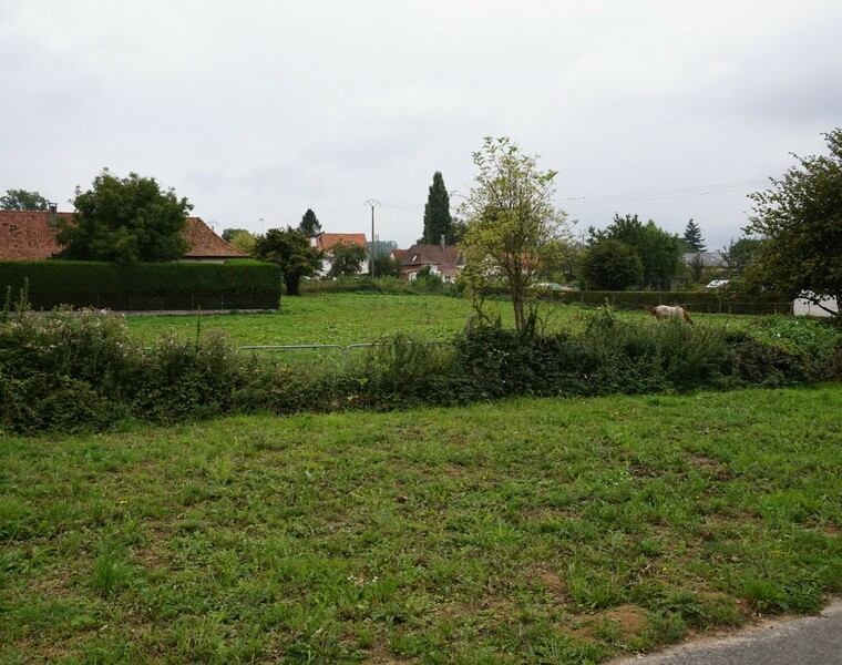 Sale Land 1 050m² Marconnelle (62140) - photo