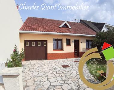 Vente Maison 4 pièces 72m² Merlimont (62155) - photo