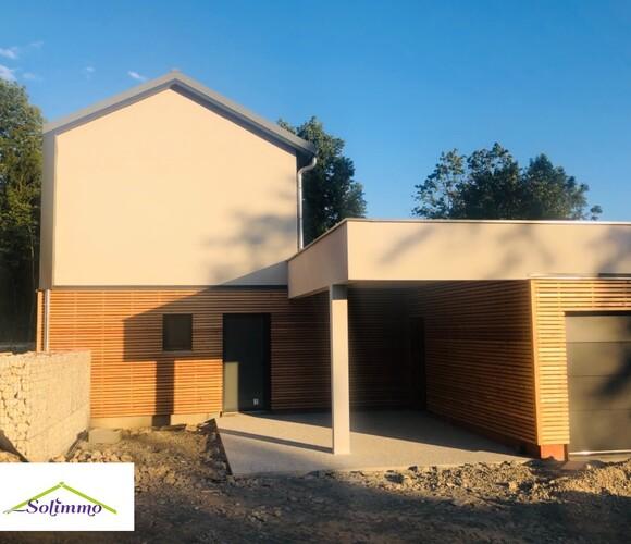 Vente Maison 4 pièces 101m² Saint-Alban-Leysse (73230) - photo