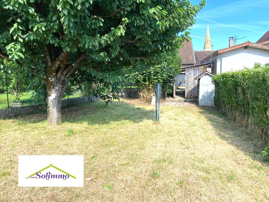 Vente Maison 4 pièces 125m² Salagnon (38890) - photo