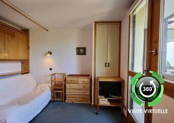 Vente Appartement 1 pièce 16m² LA PLAGNE MONTALBERT - photo
