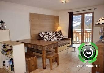 Vente Appartement 3 pièces 49m² Montchavin Les Coches (73210) - photo
