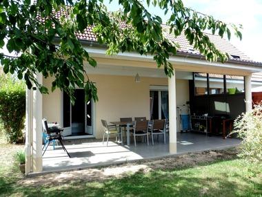 Vente Maison 5 pièces 80m² Saint-Rémy (71100) - photo