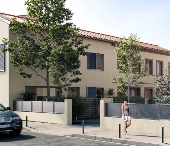 Vente Maison 4 pièces 88m² Toulouse (31500) - photo