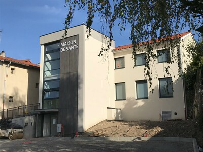 Location Bureaux 1 pièce 34m² La Fouillouse (42480) - photo