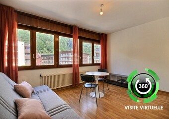 Location Appartement 1 pièce 24m² Bourg-Saint-Maurice (73700) - photo