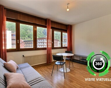 Renting Apartment 1 room 24m² Bourg-Saint-Maurice (73700) - photo