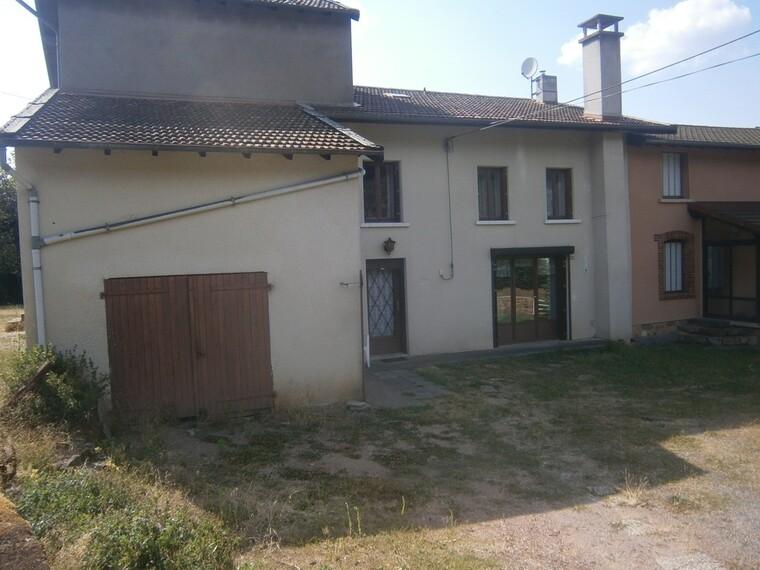 Vente Maison 5 pièces 78m² Ranchal (69470) - photo