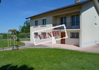 Vente Maison 5 pièces 75m² Saint-Siméon-de-Bressieux (38870) - photo