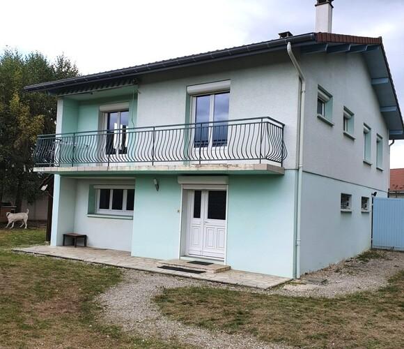 Vente Maison 7 pièces 125m² Le Pont-de-Beauvoisin (38480) - photo