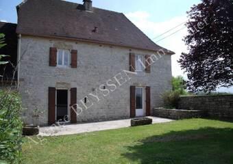 Location Maison 6 pièces 129m² Condat (46110) - Photo 1