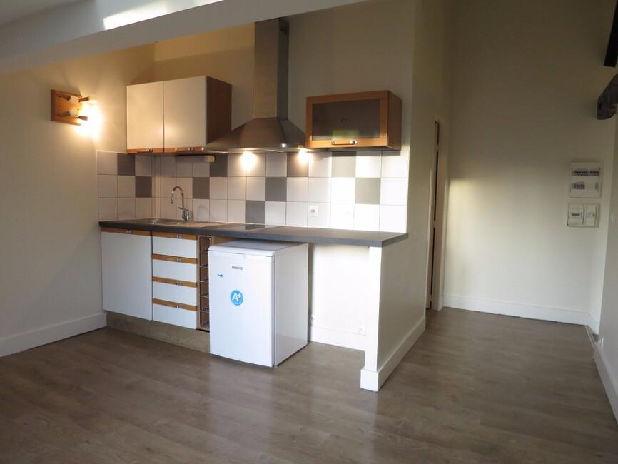 Location Appartement 2 pièces 31m² Voiron (38500) - photo