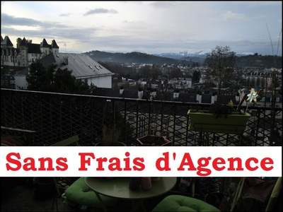 Location Appartement 3 pièces 65m² Pau (64000) - photo