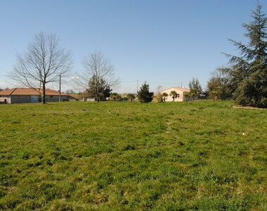 Sale Land 1 000m² SECTEUR RIEUMES - photo