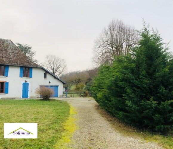 Vente Maison 6 pièces 95m² Les Abrets (38490) - photo