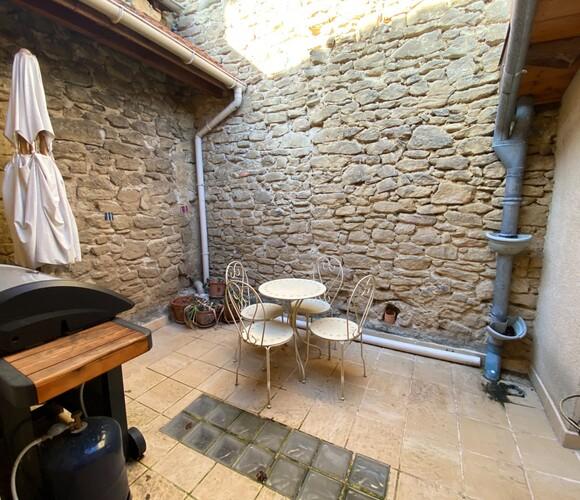 Vente Maison 4 pièces 115m² Saint-Donat-sur-l'Herbasse (26260) - photo