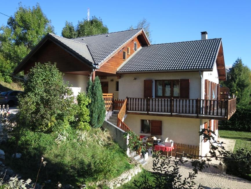 Location Maison 6 pièces 152m² Saint-Nizier-du-Moucherotte (38250) - photo